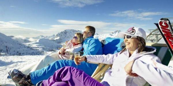 vacanta la ski in alpii austrieci