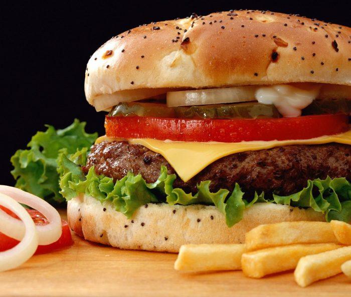 restaurant de hamburgeri