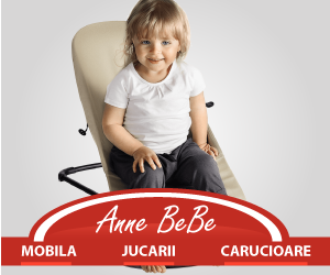 Anne Bebe - carucioare copii 3 in 1