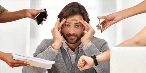 Modul in care barbatii pot gestiona stresul