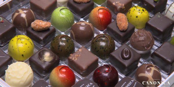 Ciocolata artizanala din fabrica