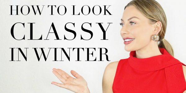 Cum sa fiti stilate chiar si in cazul temperaturilor cu minus
